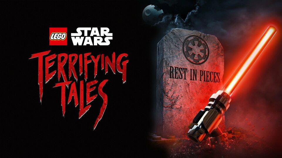 LEGO Star Wars Terrifying Tales - Disney+