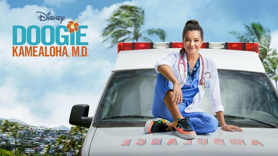 Doogie Kamealoha, M.D. - Disney+