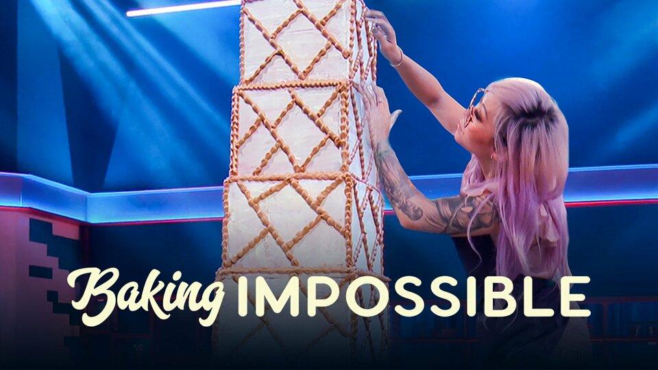 Baking Impossible - Netflix