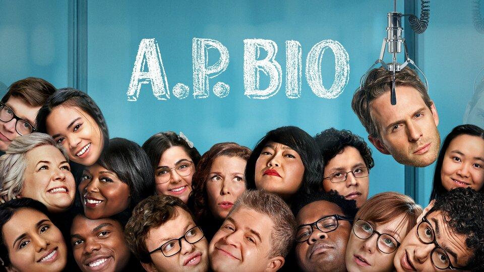 A.P. Bio - Peacock