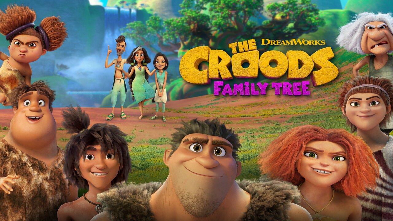 The Croods: Family Tree - Hulu Series - Where To Watch