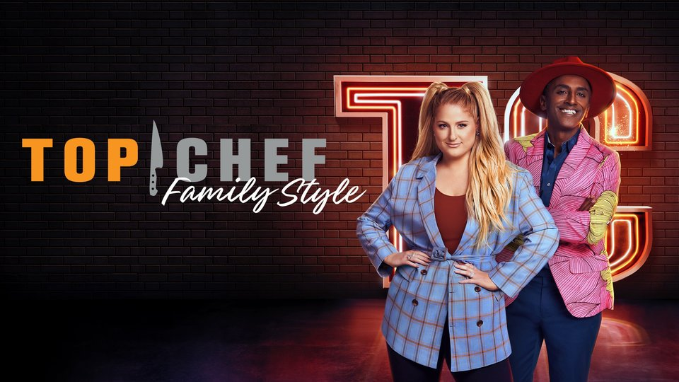 Top Chef Family Style - Peacock