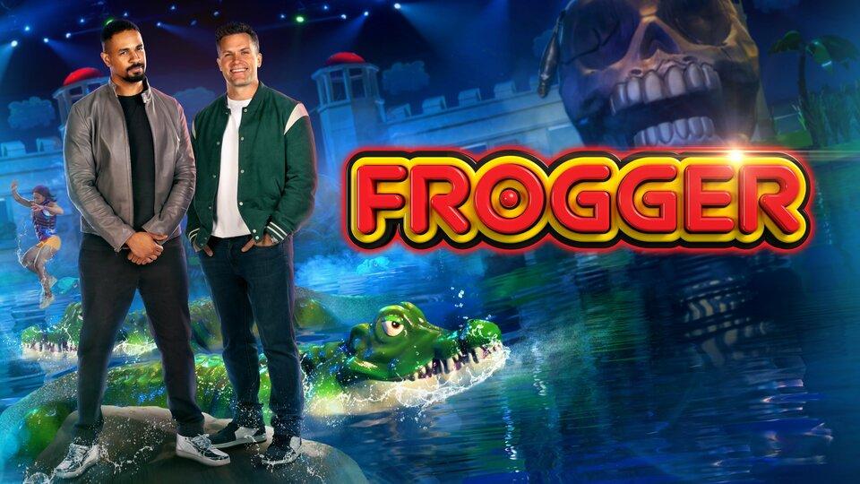 Frogger - Peacock