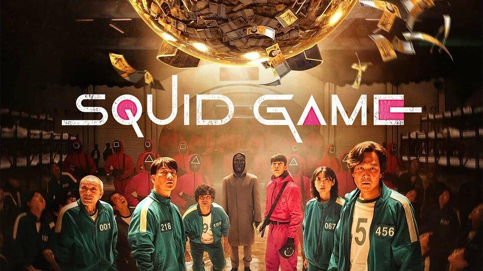 Squid Game - Netflix