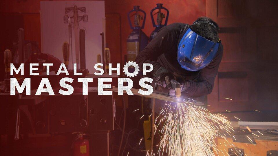 Metal Shop Masters - Netflix