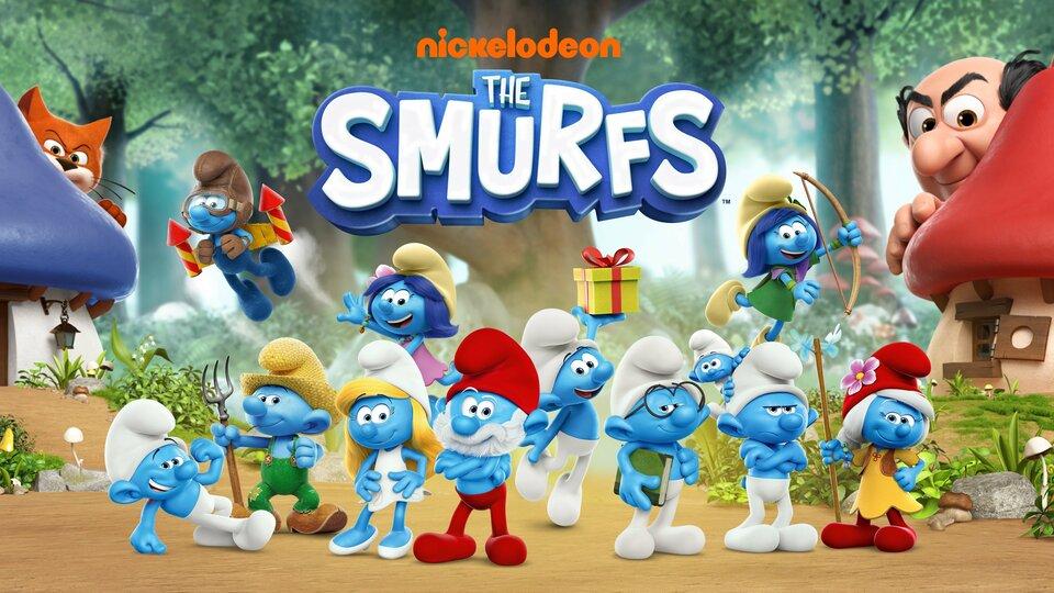 The Smurfs (2021) - Nickelodeon