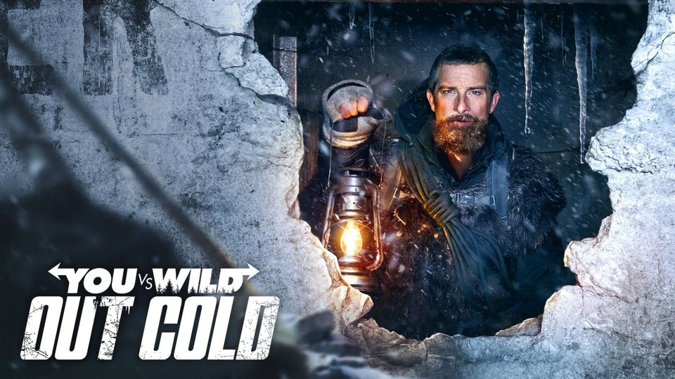 You vs. Wild: Out Cold - Netflix