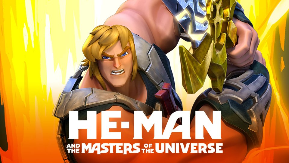 He-Man and the Masters of the Universe (2021) - Netflix
