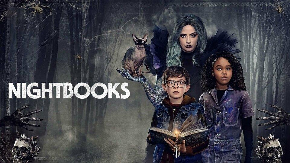 Nightbooks - Netflix