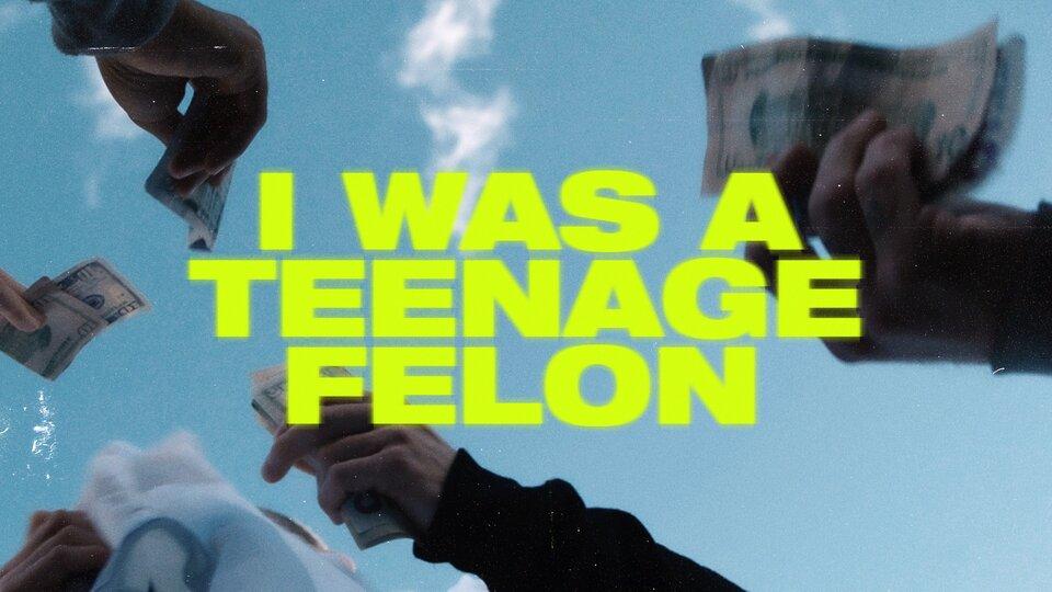 I Was a Teenage Felon - Vice