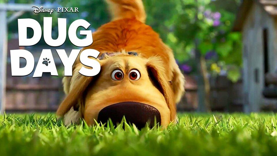 Dug Days - Disney+