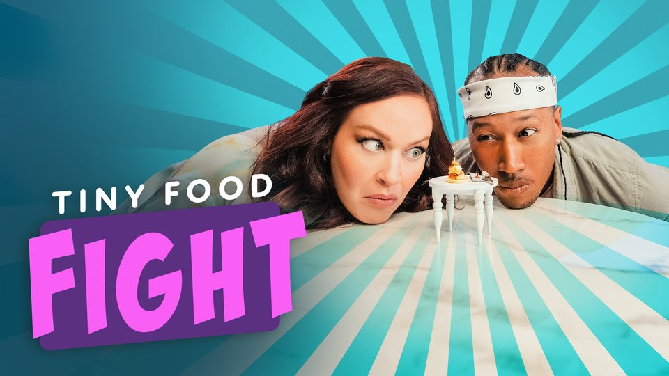 Tiny Food Fight - Discovery+