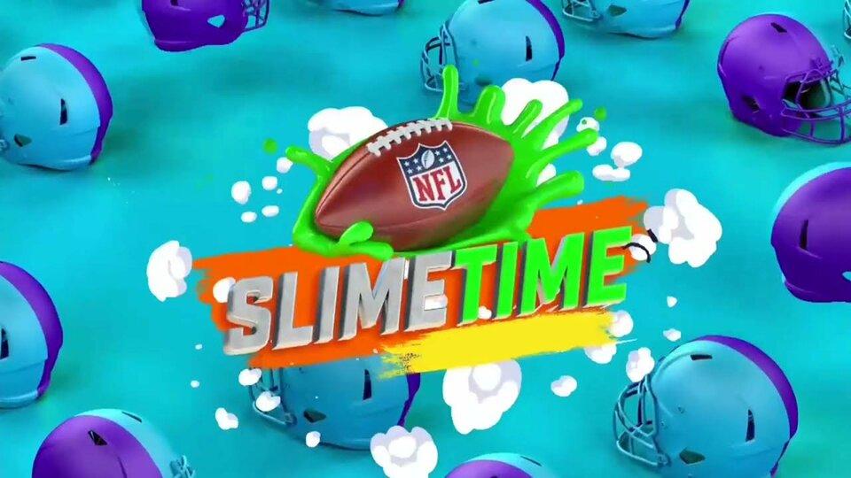 NFL Slimetime - Nickelodeon