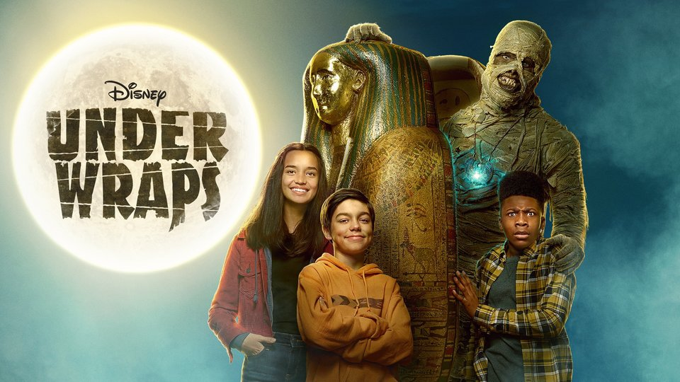 Under Wraps - Disney Channel