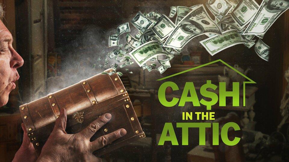 Cash in the Attic (2021) - HGTV