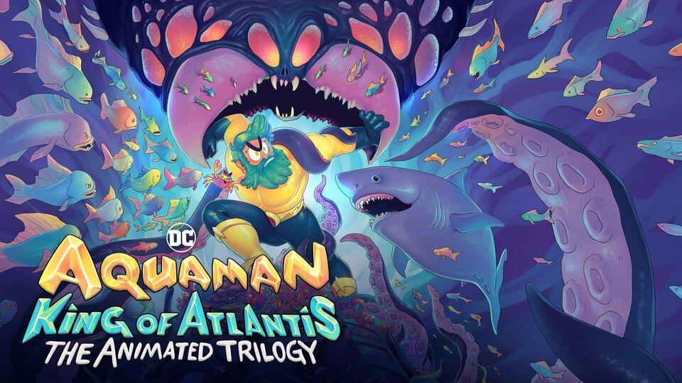 Aquaman: King of Atlantis - HBO Max