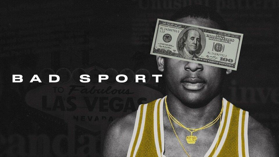 Bad Sport - Netflix