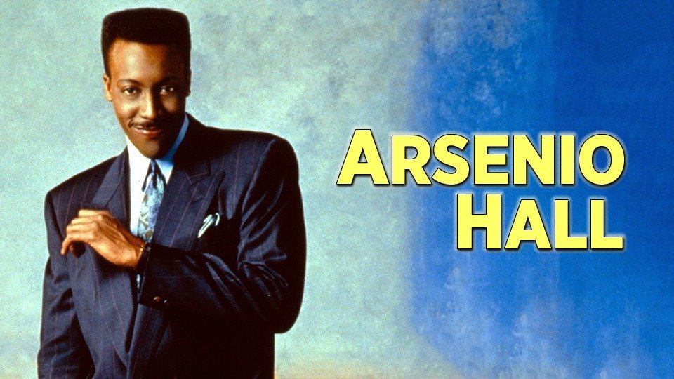 The Arsenio Hall Show - Syndicated