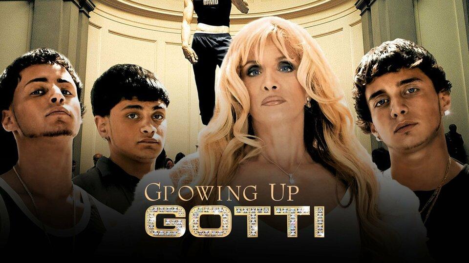 Growing Up Gotti - A&E