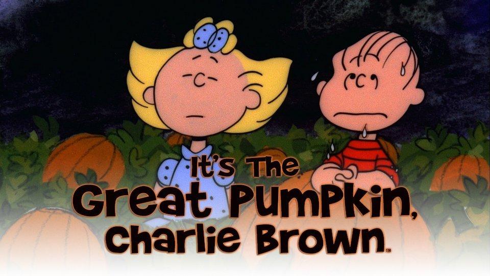 It's the Great Pumpkin Charlie Brown - CBS