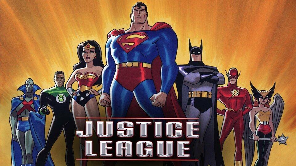 Justice League (Cartoon Network)