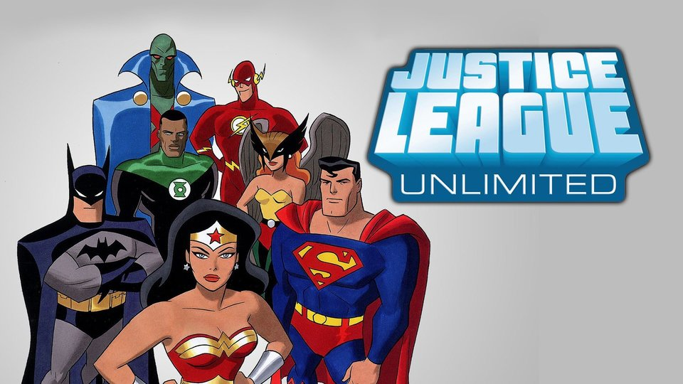 Justice League Unlimited (Cartoon Network)