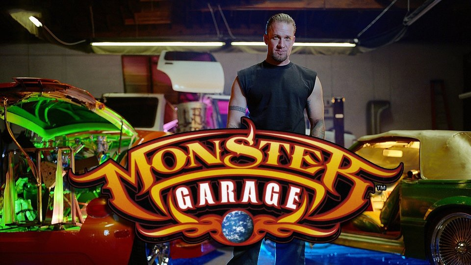 Monster Garage - Discovery Channel