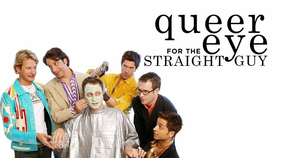 Queer Eye for the Straight Guy - Bravo