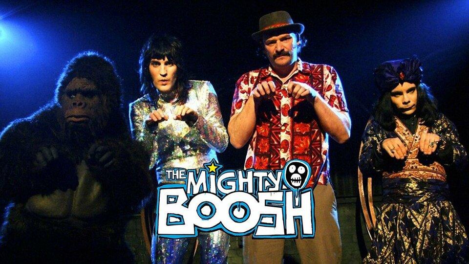 The Mighty Boosh - BBC America