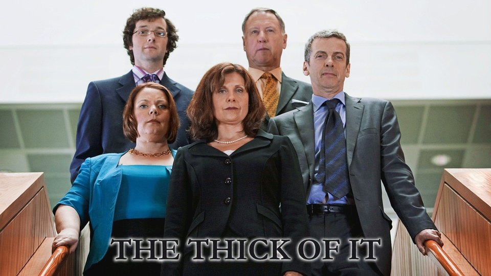 The Thick of It - BBC America