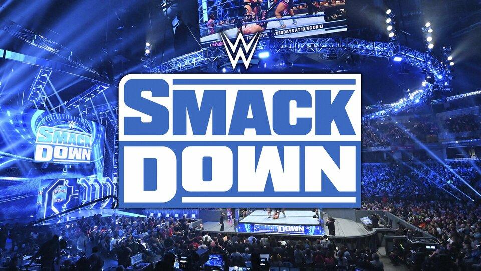 WWE SmackDown - FOX