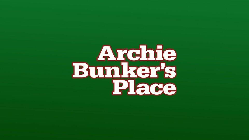 Archie Bunker's Place - CBS