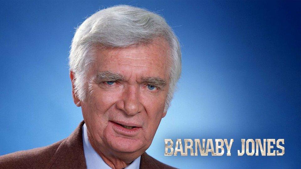 Barnaby Jones - CBS