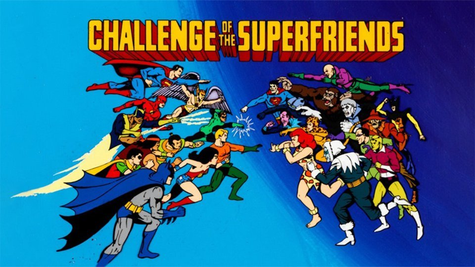 Challenge of the Super Friends (ABC)