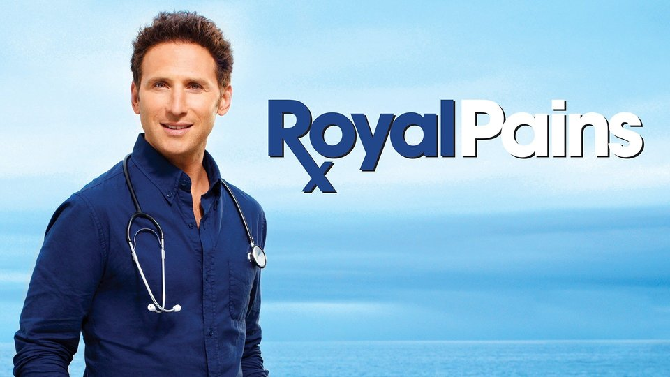 Royal Pains - USA Network