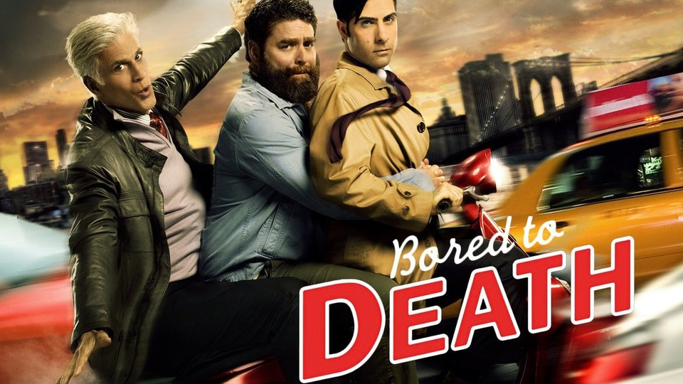 Bored to Death - HBO