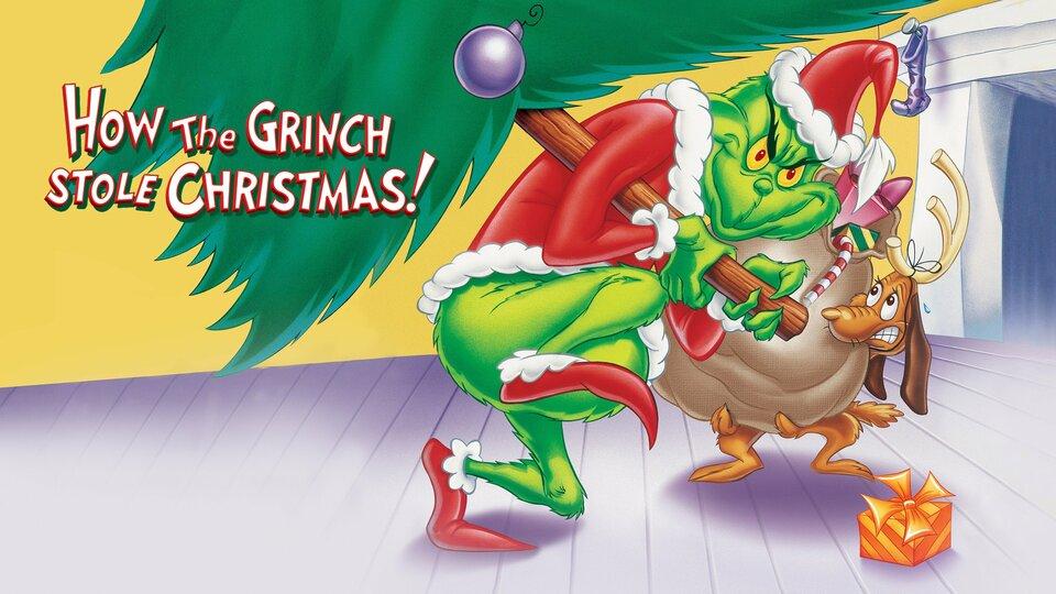 How the Grinch Stole Christmas! - NBC