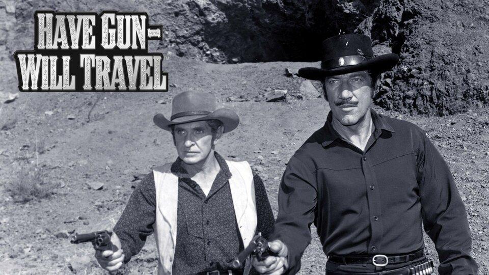Have Gun -- Will Travel - CBS
