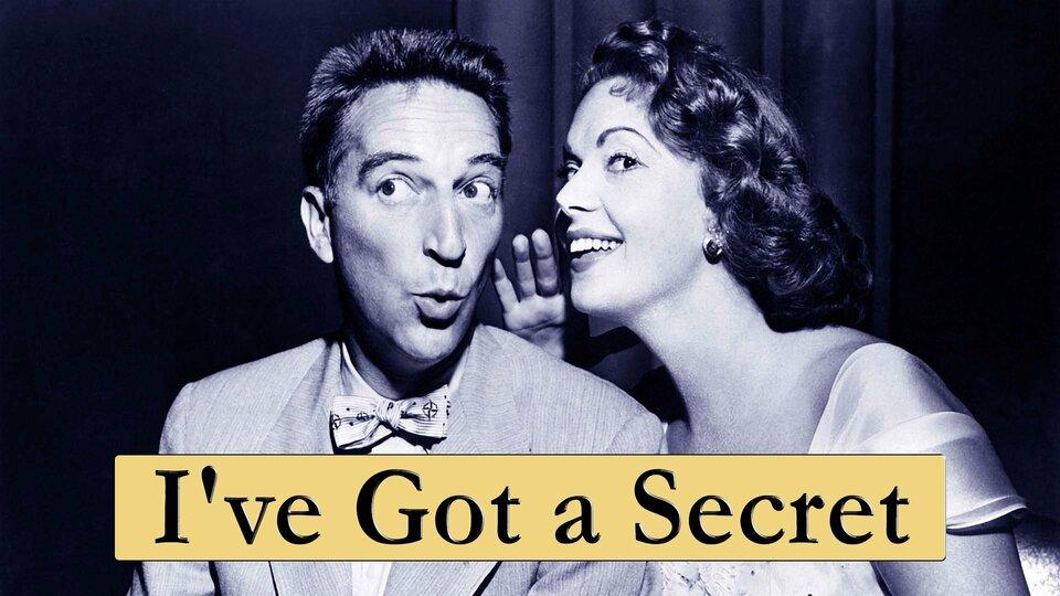 I've Got a Secret - CBS