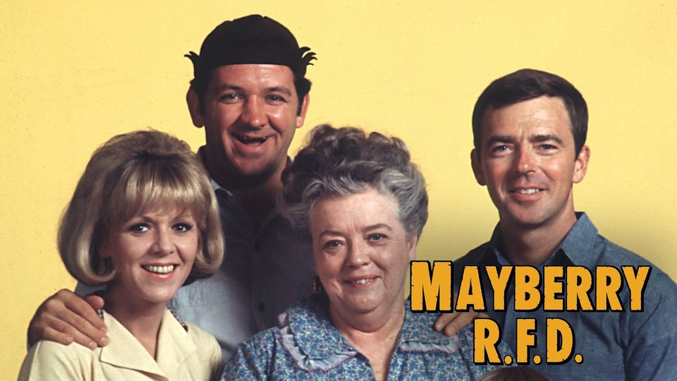 Mayberry R.F.D. - CBS