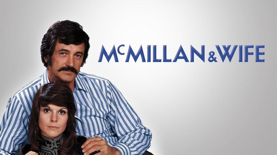 McMillan & Wife - NBC