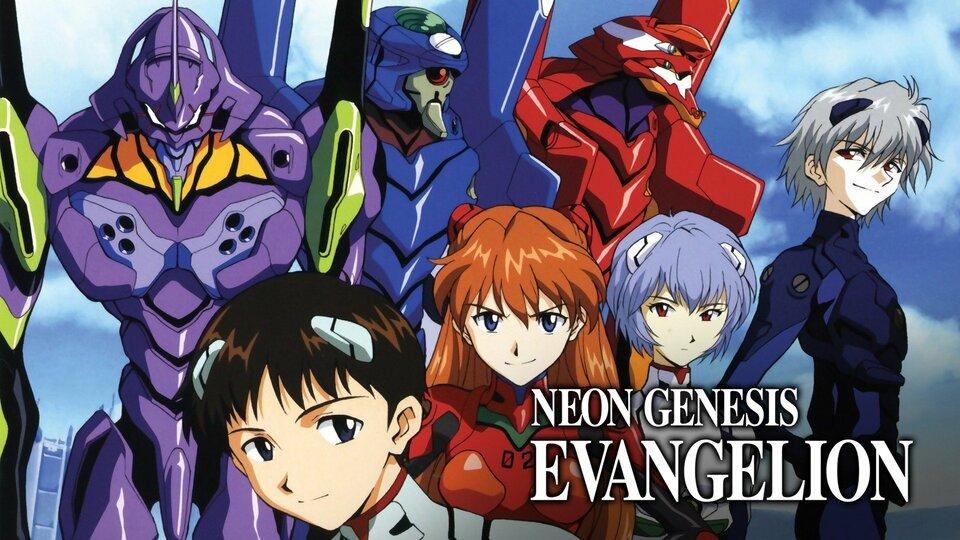 Neon Genesis Evangelion - Netflix