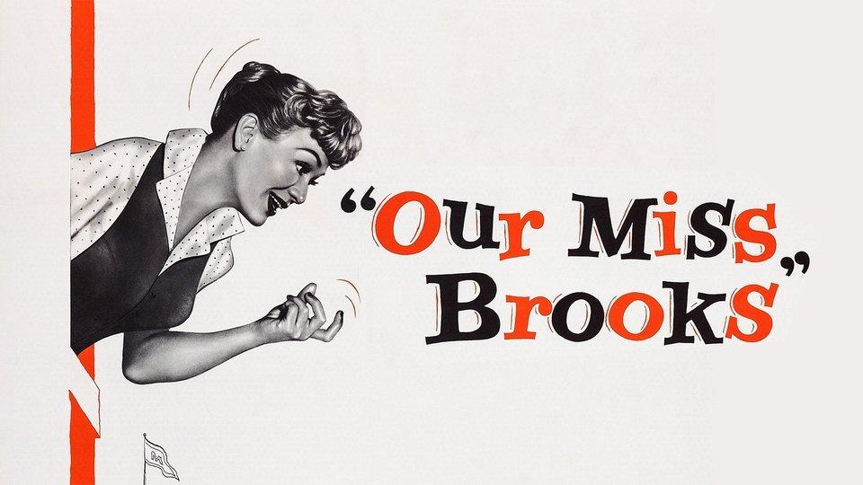 Our Miss Brooks - CBS