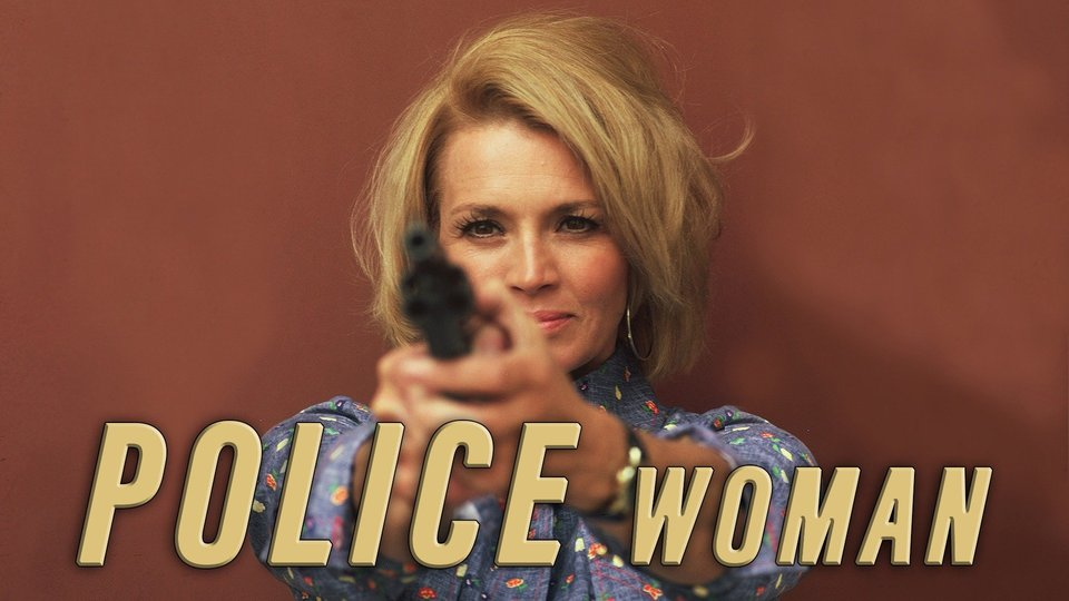 Police Woman - NBC