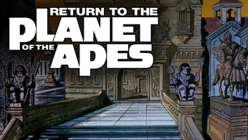 Return to the Planet of the Apes - NBC