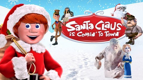 Santa Claus Is Comin' to Town - ABC
