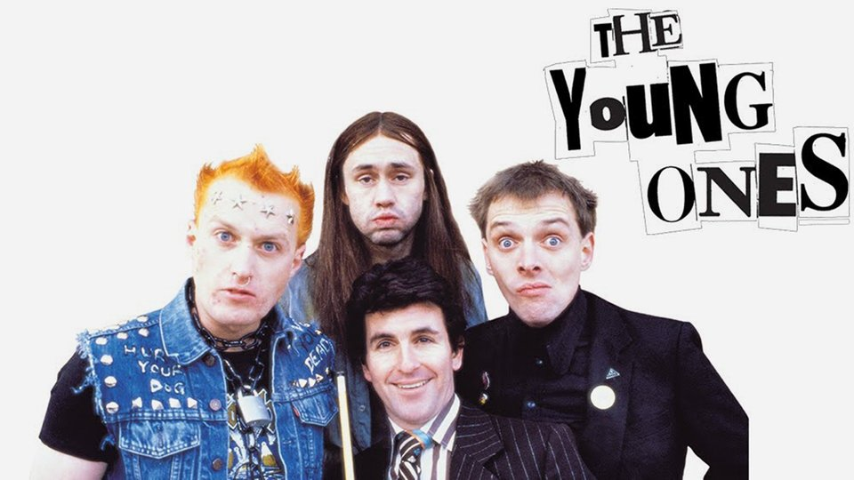 The Young Ones - MTV