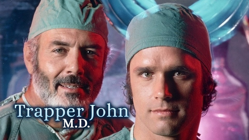 Trapper John, M.D. - CBS
