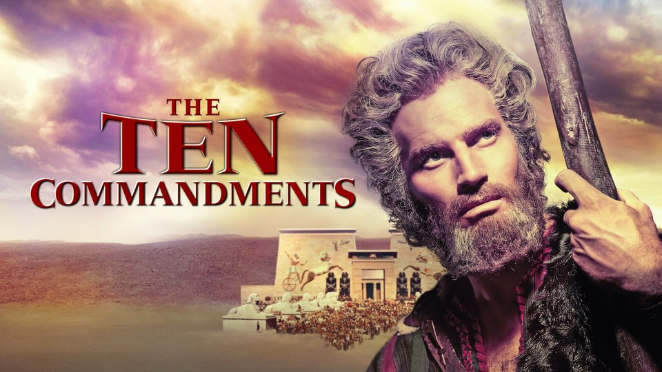 The Ten Commandments -