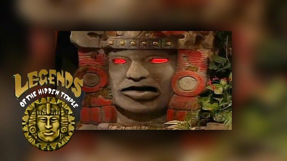 Legends of the Hidden Temple (1993) - Nickelodeon